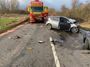 Worms – Frau bei Verkehrsunfall tödlich verletzt