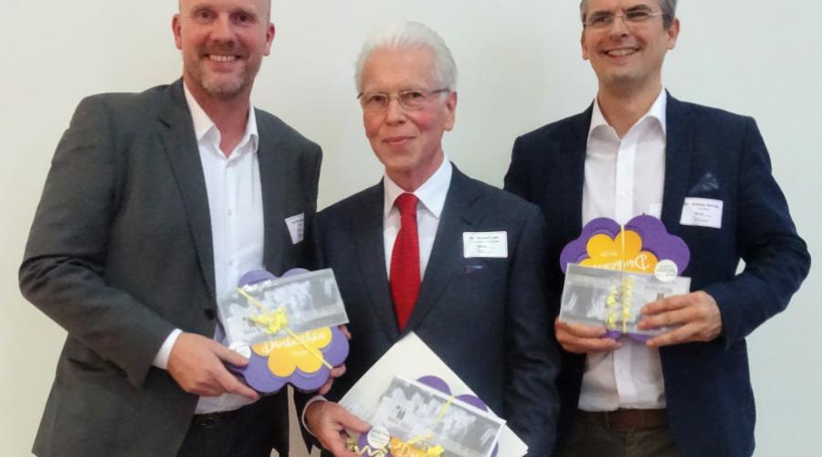 Ludwigshafen – 4. Neujahrsempfang der GO-LU gemeinsam mit der Ärztlichen Kreisvereinigung und rund 120 Gästen im Pfalzbau Ludwigshafen
