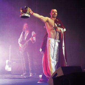 Mutterstadt – Forever Queen – Dem Original sehr nah!