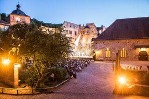 Heidelberg – Das Theater und Orchester Heidelberg präsentiert sein Programm für die diesjährigen Heidelberger Schlossfestspiele