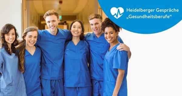 """Heidelberg – 1. Heidelberger Gespräche """"Gesundheitsberufe"""" am 5.2.2020"""