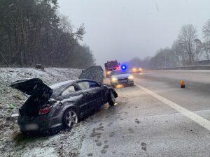 Kaiserslautern – STURMWARNUNG Unfälle in der Westpfalz