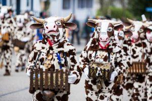 Ludwigshafen – Karneval: Schirm nicht vergessen!