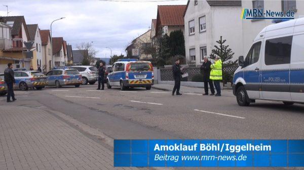 Rhein-Pfalz-Kreis – 5. NACHTRAG – Polizeilicher Großeinsatz in Böhl-Iggelheim