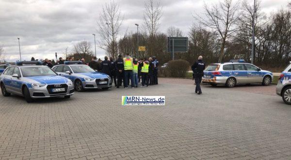 Rhein-Pfalz-Kreis – NACHTRAG – Polizei Großeinsatz in Böhl-Iggelheim – Täter in ein psychiatrisches Krankenhaus eingeliefert