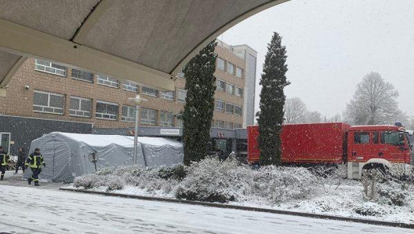 Neustadt – Coronavirus – Verdachtsfälle – Marienhaus Klinikum Hetzelstift Neustadt richtet Task-Force ein