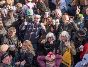 Frankenthal – Fastnachtsumzug am 22. Februar 2020 lockt in die Innenstadt