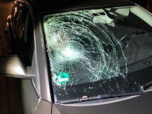 Edesheim – Verkehrsunfall mit schwer verletztem Fußgänger
