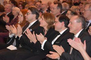 Landau – Zum 100-jährigen Bestehen: Deutsche Staatsphilharmonie Rheinland-Pfalz feiert runden Geburtstag mit Jubiläumskonzert in ausverkaufter Jugendstil-Festhalle