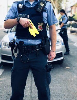 Landau – Angriff auf Polizeibeamte