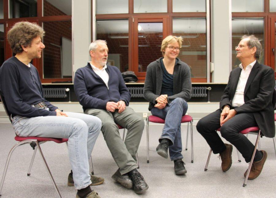 """Speyer – """"Antworten der Kirche auf globale Herausforderungen finden""""- Ökumenische Lernreise zu Nachhaltigkeit und Ökologie führt zu Forschungsinstituten in Potsdam"""