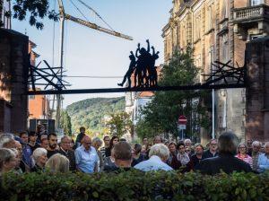 """Weinheim – Mahnwache für die Opfer von Hanau – """"Weinheim bleibt bunt"""" ruft für Sonntag, 17 Uhr, dazu auf – Manfred Forell als Gastredner"""
