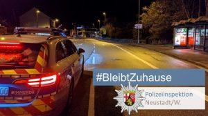 Landau – Um das #StayHome sicherzustellen: Stadt Landau und Landkreis Südliche Weinstraße begrüßen landesweit einheitlichen Bußgeldkatalog
