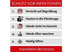 Mannheim – Zahl der nachgewiesenen Corona-Fälle in Mannheim steigt auf 226