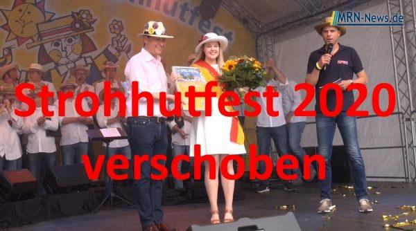 Frankenthal – Coronavirus – Frankenthaler Strohhutfest wird verschoben
