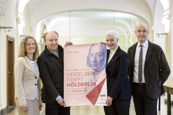 Heidelberg – Stadt feiert Hölderlin! Veranstaltungsprogramm