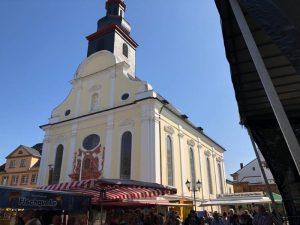Frankenthal – Wochenmarkt vorverlegt auf Gründonnerstag