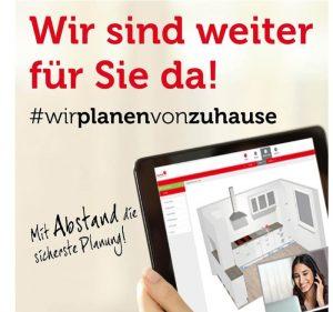Ludwigshafen – Lokale Geschäfte in der Krise unterstützen: Trotz Corona geht der Küchenverkauf bei der innovativen Küche GmbH weiter – ab sofort auch per Video-Chat
