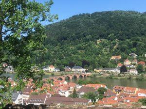 Heidelberg – Bessere Luftqualität in Heidelberg aktuell während der Corona-Krise! – Verkehr sinkt um 25 Prozent – Weniger Stickstoffdioxid
