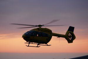 Ludwigshafen –  Corona-Krise: In #Ludwigshafen wird temporär ein weiterer Hubschrauber stationiert
