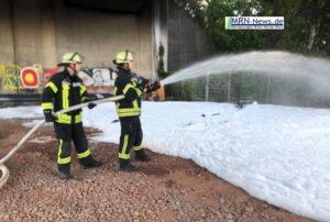 Ludwigshafen – Oberbürgermeisterin Jutta Steinruck lässt nach Brand Sperrung der Hochstraße Nord prüfen