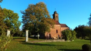 Klingenmünster – Nikolauskapelle ist wieder geöffnet