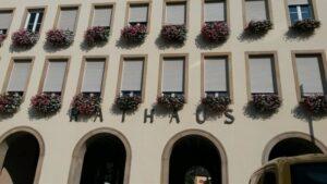 Frankenthal – Bürgerservice schränkt vom 27. Mai bis 2. Juni Dienste ein
