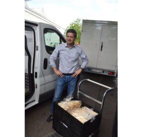 Frankenthal – Christian Baldauf setzt sich für die Tafeln ein – Besuch in Frankenthal