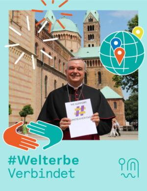 Speyer – Digitaler UNESCO-Welterbetag am Dom zu Speyer – Live Übertragung von Führungen zum Thema Weltkulturerbe am 7. Juni 2020