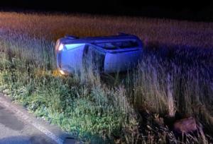 Neustadt/Weinstraße – Fahrer und Beifahrerin bei Unfall verletzt