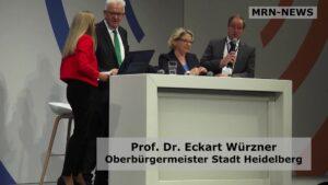 """Heidelberg – """"Heidelberg-Studie 2019"""" mit Schwerpunkt Verkehr ist veröffentlicht! Mehrheit ist mit Fahrrad, Bus und Bahn oder zu Fuß unterwegs – Oberbürgermeister Prof. Dr. Eckart Würzner: """"Der Verkehr ist ein zentrales und sehr wichtiges Feld, wenn es um den Klimaschutz geht."""""""