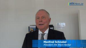 Mannheim – IHK stellt 3. Positionspapier zur Corona-Pandemie vor – Podcast mit IHK-Präsident Manfred Schnabel