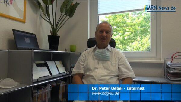 Ludwigshafen – Dr. Peter Uebel im Interview zum Coronavirus Sars-Covid-19 – Wir hatten verdammt viel Glück – Corona ist nicht wie eine Grippe und eine Maske ist keine Plastiktüte