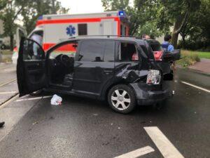 Ludwigshafen – ERSTMELDUNG – Unfall mit #Straßenbahn auf der Brunckstraße – Straßenbahnverkehr aktuell eingeschränkt