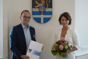 Germersheim – 25-jähriges Dienstjubiläum von Gülay Yuvaci