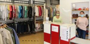 Heppenheim – Erweiterte Öffnungszeiten im DRK Kleiderladen Heppenheim – Ab 13. Juli längere Öffnungszeiten – Aktionswoche startet
