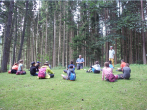 Landau – Ferienpassangebot im Wild– und Wanderpark Silz kommt bei Kindern sehr gut an