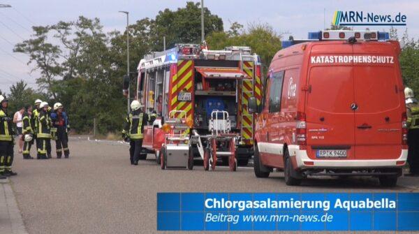 Rhein-Pfalz-Kreis – VIDEO NACHTRAG – Aquabella in Mutterstadt nach Chlorgasalamierung geöffnet