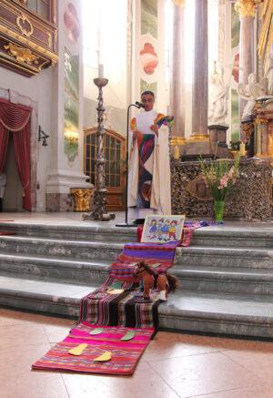 """Mannheim – Besonderes """"Dankeschön!"""" Sechster """"Erzieher/innen-Gottesdienst"""" am 10. Juli in der Jesuitenkirche"""