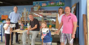 Brühl – Kinderferienprogramm trotz Corona-Pandemie: Action pur im Schwimmbad!