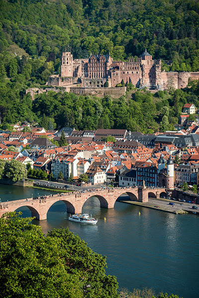 Heidelberg – Kurzurlaub in der Stadt: Hotels laden ein!