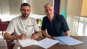 Mannheim – Marcel Hofrath bleibt beim SVW
