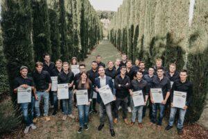Neustadt – Kreativ, dynamisch und sympathisch! die besten 20 Jungwinzer der Pfalz sind gewählt