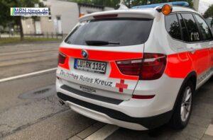 Ludwigshafen – ZEUGENAUFRUF – Rennradfahrer bei Sturz im Bereich Brückenabfahrt zur Prälat-Caire-Straße schwerverletzt