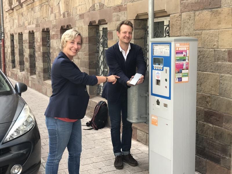 Speyer – Neu in Speyer: Parkgebühren digital mit dem Handy zahlen