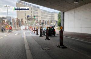 Ludwigshafen – Passage am Berliner Platz wieder offen