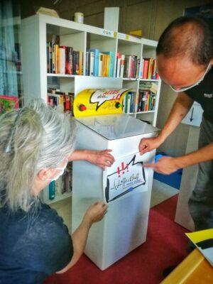 Schifferstadt – Jederzeit griffbereit: StadtKurier ab sofort kostenlos in Zeitungsboxen