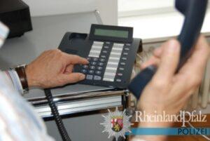 Frankenthal – 54-jährige auf Telefonbetrug nicht reingefallen – Tipps der Polizei!