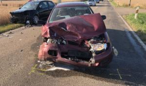Freimersheim – Zwei Verletzte nach Verkehrsunfall