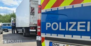 Neustadt – Umzug mit Hindernissen – Polizei stoppt Umzugswagen wegen Drogenfahrt